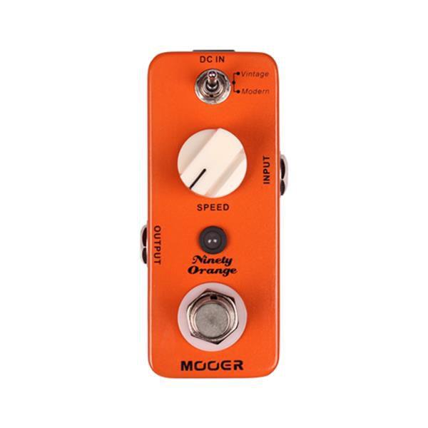 """Pedal Mooer """"Ninety Orange"""" Analog Phaser MNOAP"""