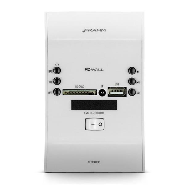 Amplificador de Parede Frahm RD Wall Wh 31871 Branco