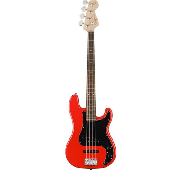 Contrabaixo Fender Squier 4c. P.Bass Affinity Red 570