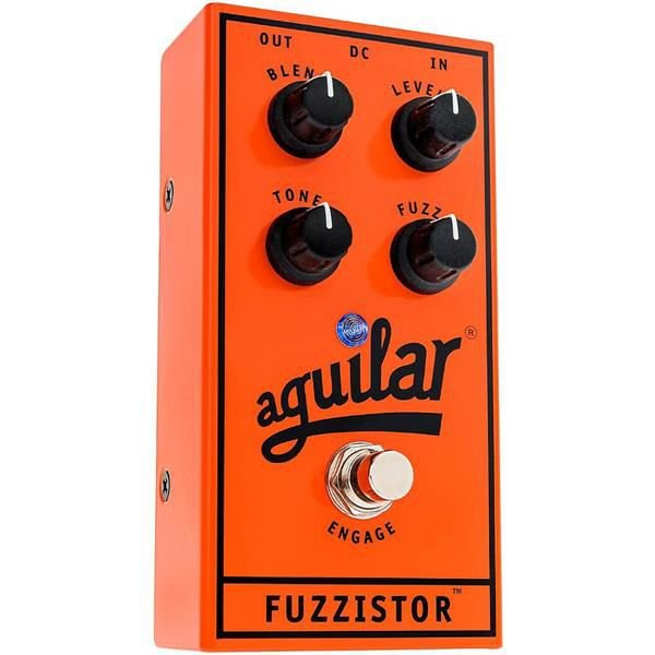 Pedal Aguilar Bass Fuzzistor 510-256