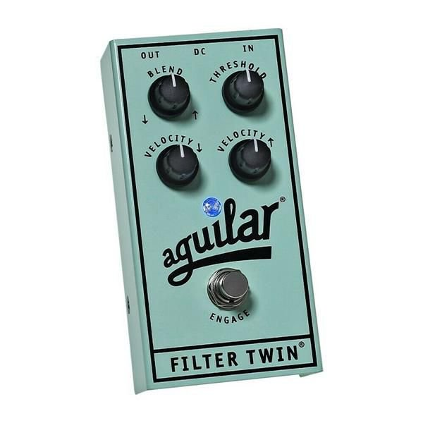 Pedal Aguilar Filter Twin 510-254