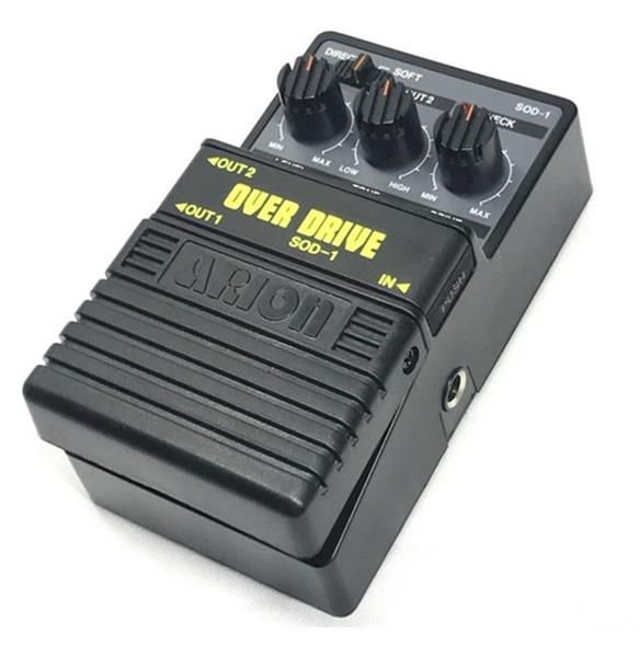 Pedal Arion Overdrive SOD-1