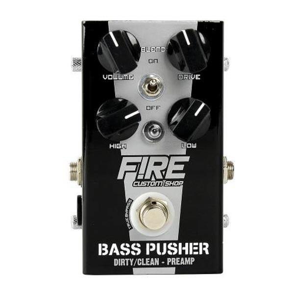 Pedal Fire Bass Pusher 093