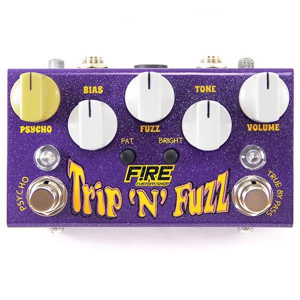 Pedal Fire Trip'n Fuzz 424