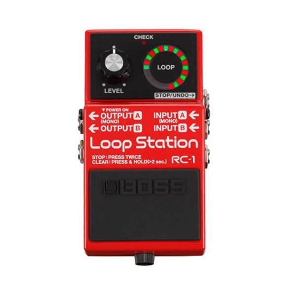 Pedal Boss Loop-Station RC-1