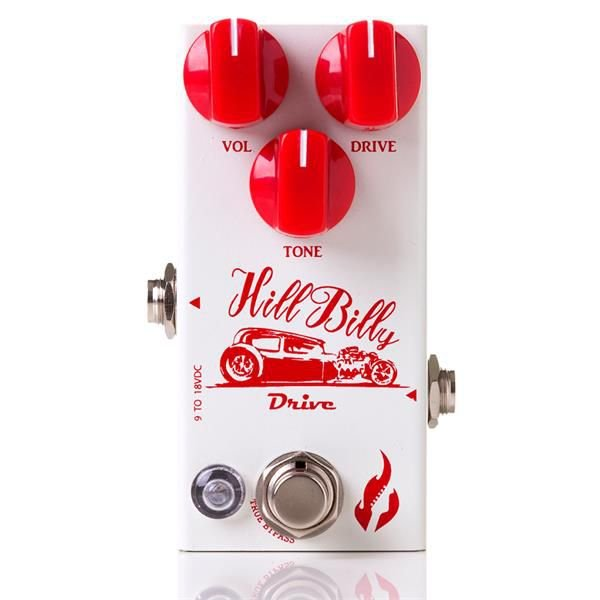 Pedal Fire Hill Billy Drive 702
