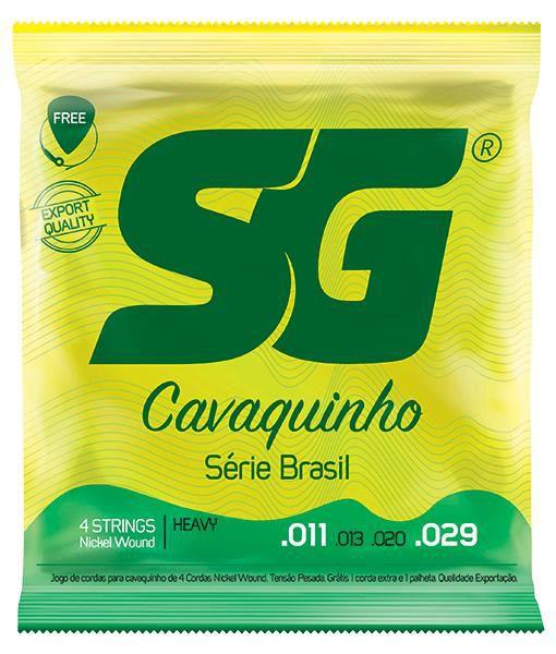 Encordoamento SG Para Cavaco 5131