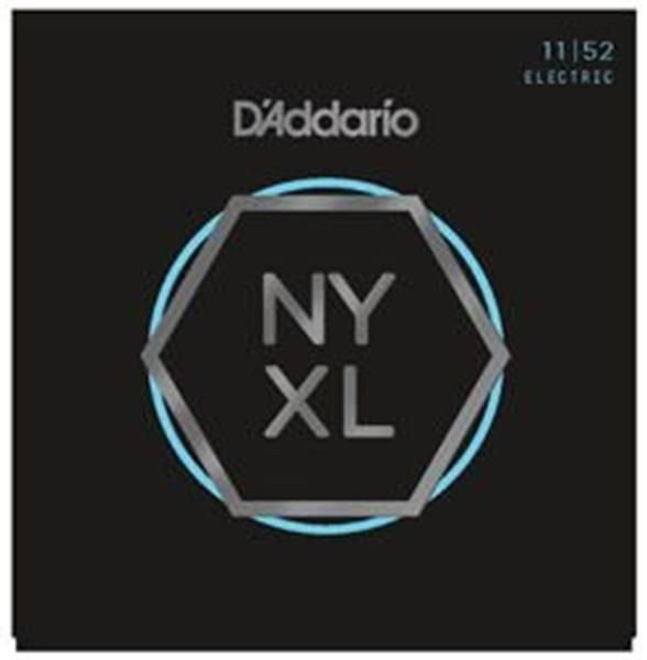 Encordoamento D'addario para Guitarra 0.11 NYXL-1152