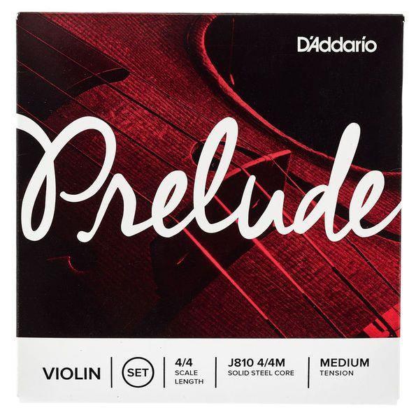 Encordoamento D'addario para Violino 3/4 Prelude J-810