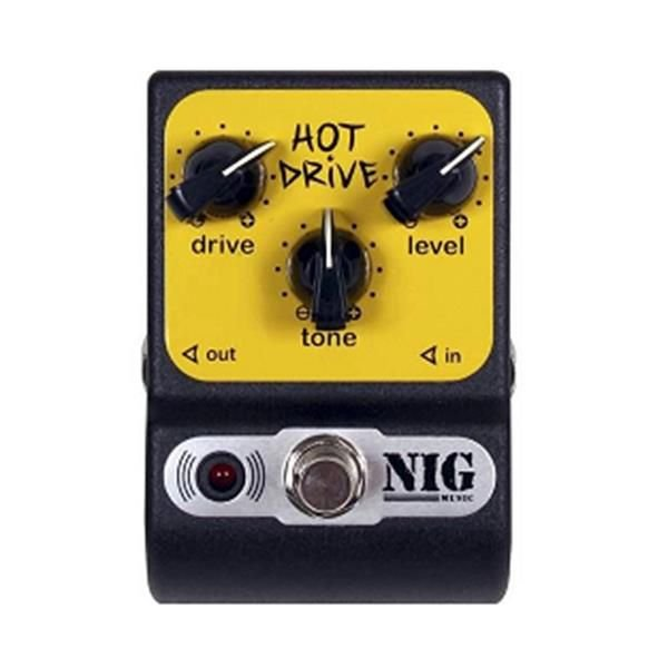 Pedal NIG Hot Drive PHD