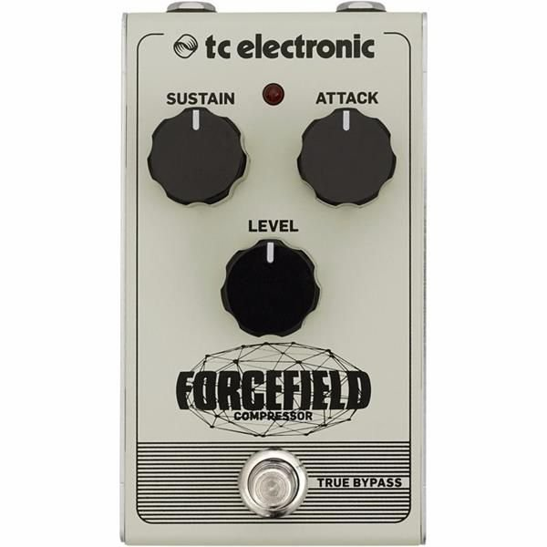 Pedal TC Electronic Forcefield Compressor