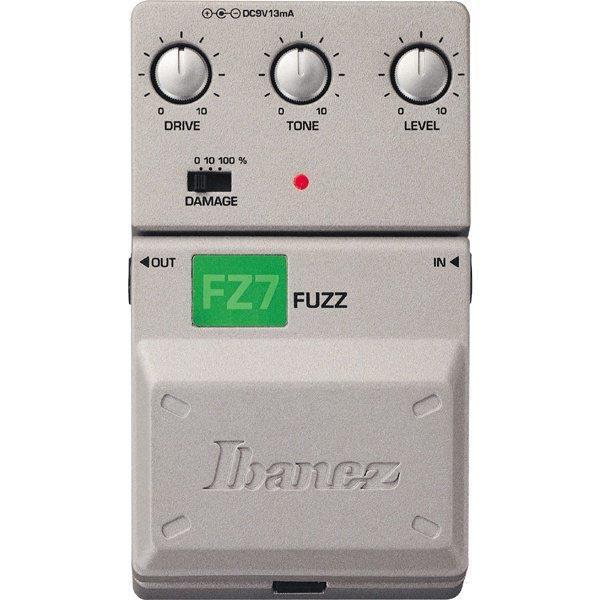 Pedal Ibanez Fuzz FZ7 (Usado)