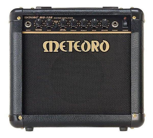 Amplificador de Guitarra Meteoro MG-15R