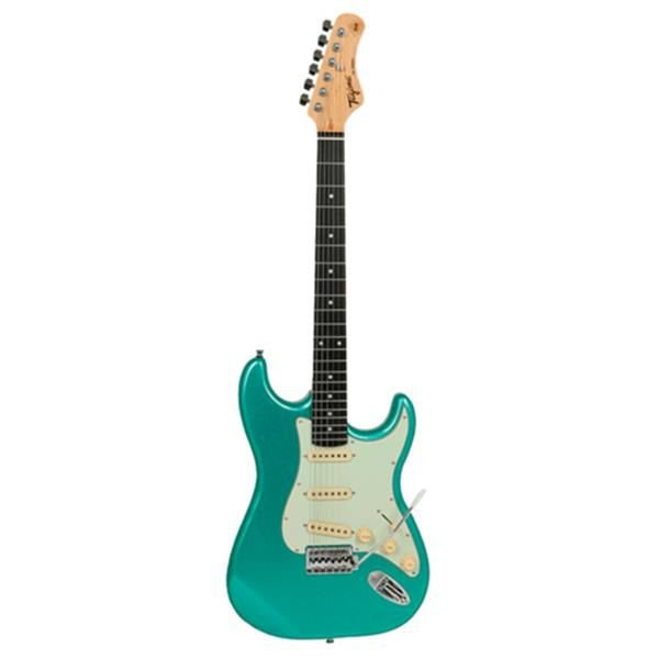 Guitarra Tagima TG-500 Metallic Surf Green