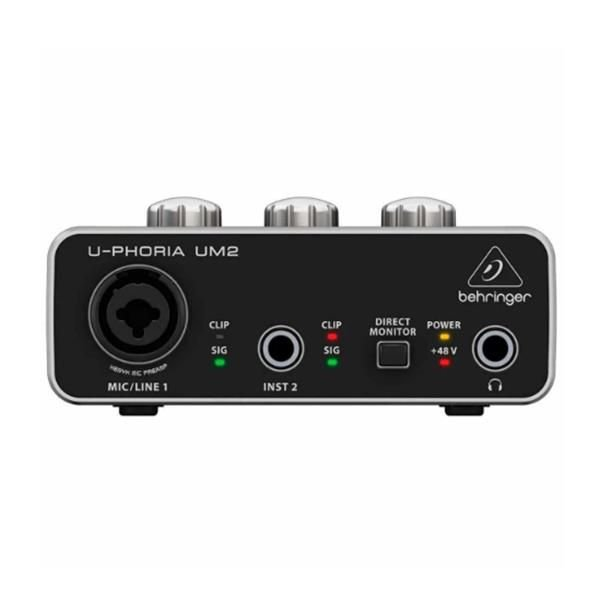 Interface De Audio Behringer UM2
