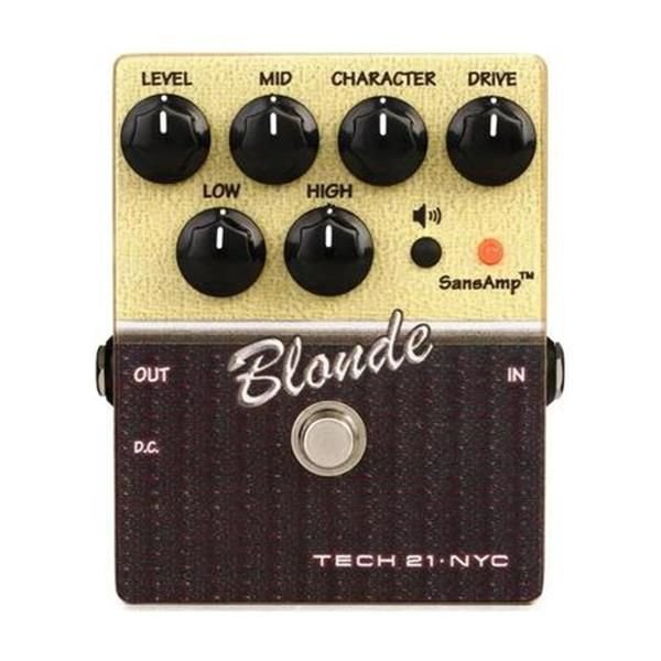 Pedal Sansamp Blonde CS-BL.2
