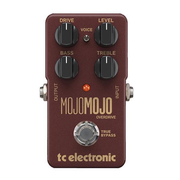 Pedal TC Electronic Mojo Mojo Overdrive 96071