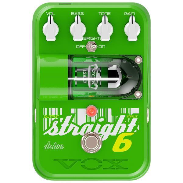 Pedal Vox Tonegarage Straight 6 Drive TG1ST6OD