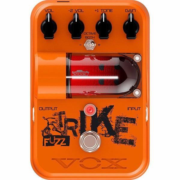 Pedal Vox Tonegarage Trike Fuzz TG2-TRFZ