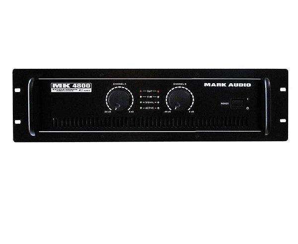 Amplificador Mark Audio MK-4800 (800W)