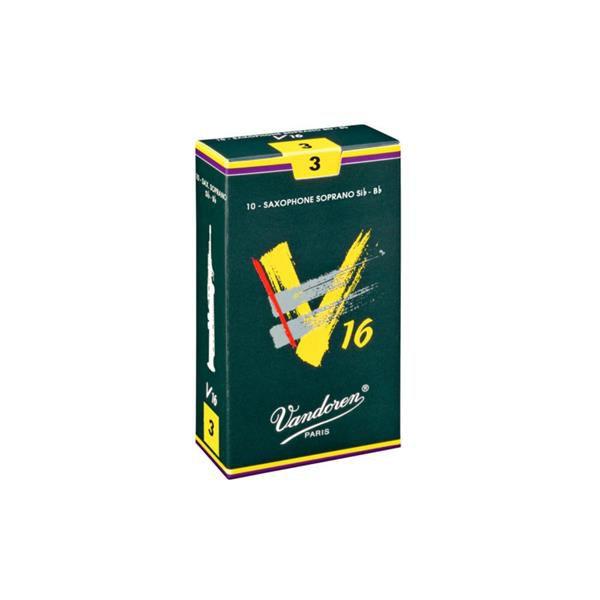 Palheta Vandoren Sax Soprano V16 3 5578