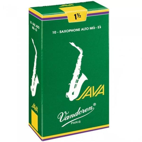 Palheta Vandoren Sax Alto Java 1,5 2228