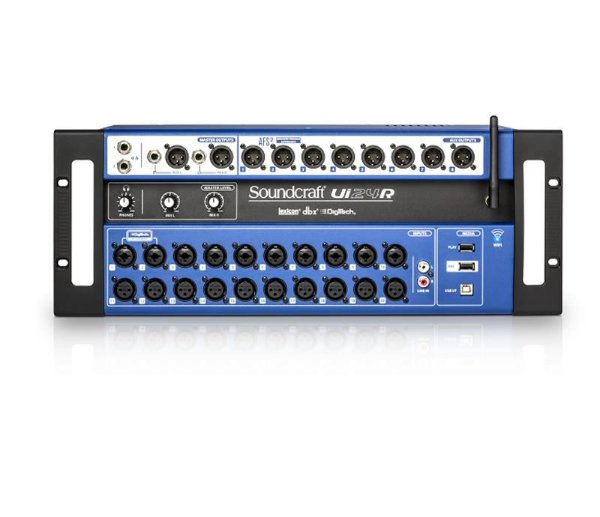 Mesa Soundcraft Digital Ui24R