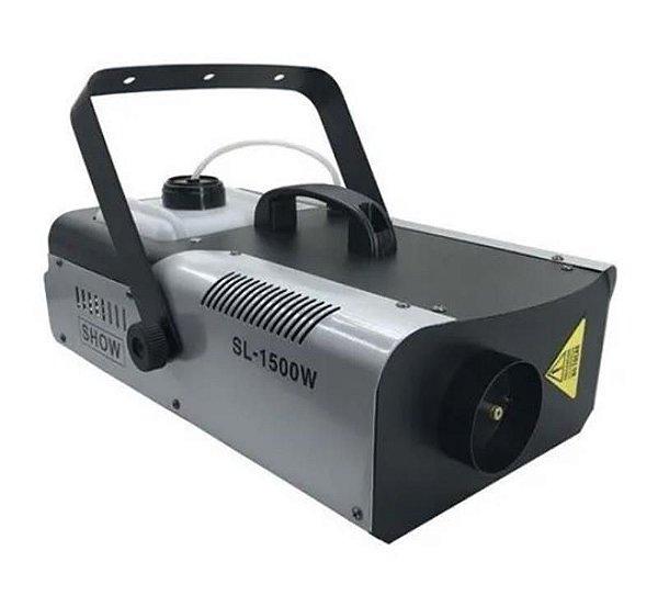 Maquina de Fumaça Weinas DMX 1500W 900607