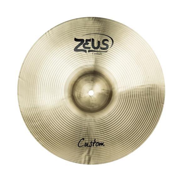 "Prato 14"" Zeus Hi-Hat Custom ZCHH14"