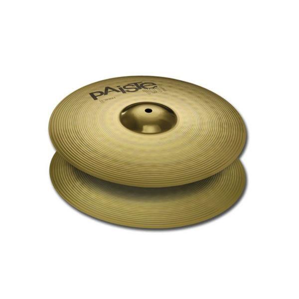 "Prato 14"" Paiste Hi-Hat 101 Brass"