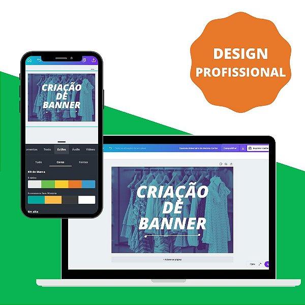 Criação de Banners / Artes Digitais