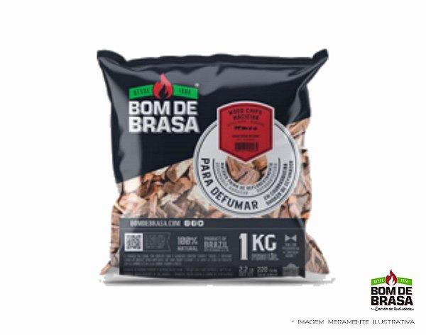 WOOD CHIPS / LASCAS BOM DE BRASA - MACIEIRA