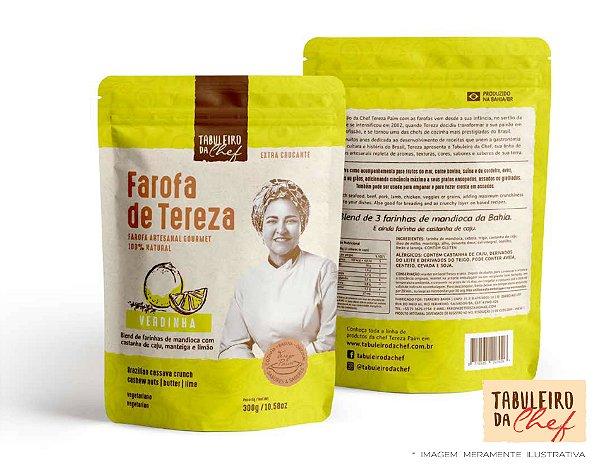 FAROFA DE TEREZA - VERDINHA - 300g