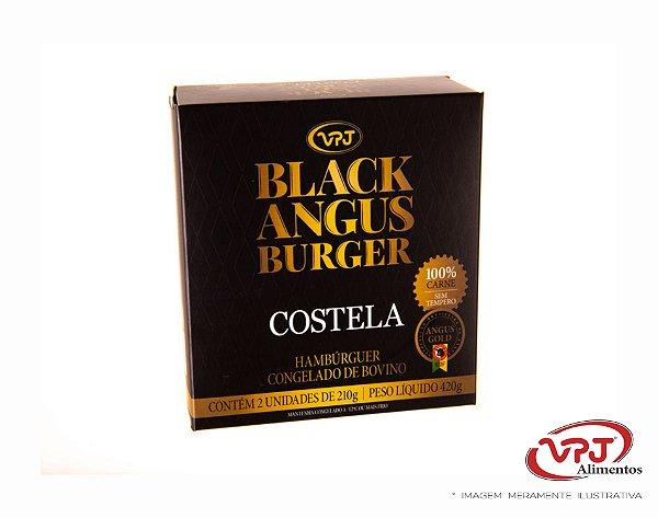 BURGER DE COSTELA - VPJ (02 x 210g) - CONGELADO