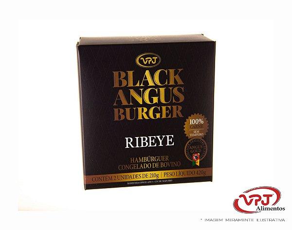 BURGER DE RIBEYE - VPJ (02 x 210g) - CONGELADO