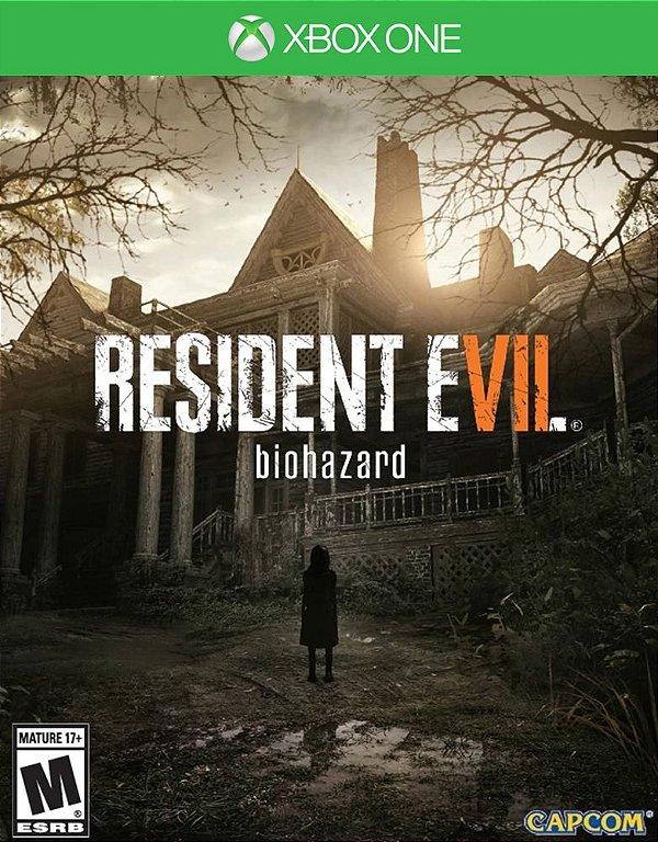 Resident Evil 7 - Xbox One - Mídia Digital