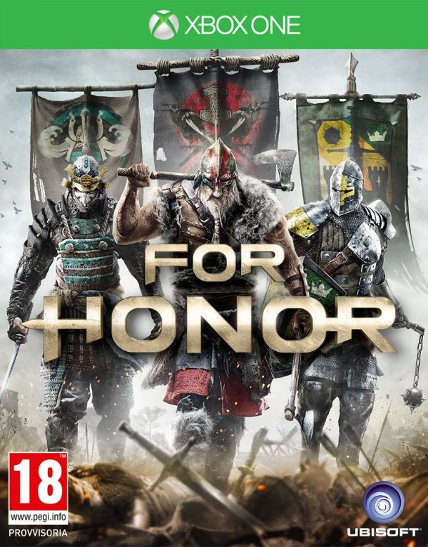 For Honor - Xbox One - Mídia Digital