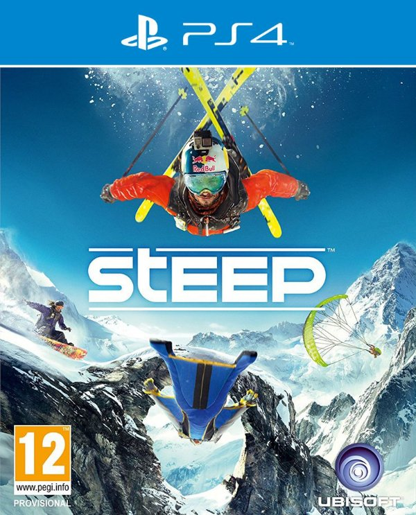 Steep - PS4 - Mídia Digital