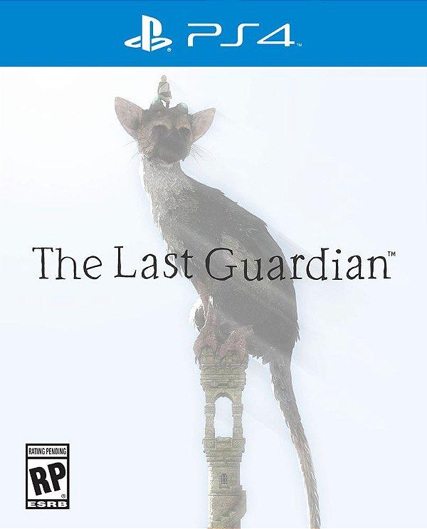 The Last Guardian - PS4 - Mídia Digital