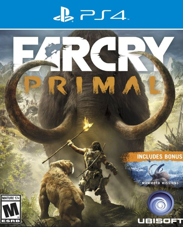 Far Cry Primal - PS4 - Mídia Digital