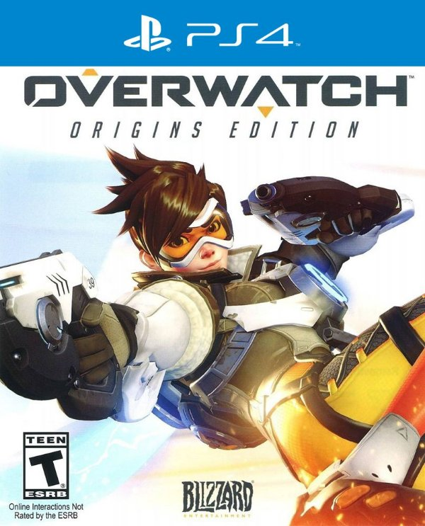 Overwatch - PS4 - Mídia Digital