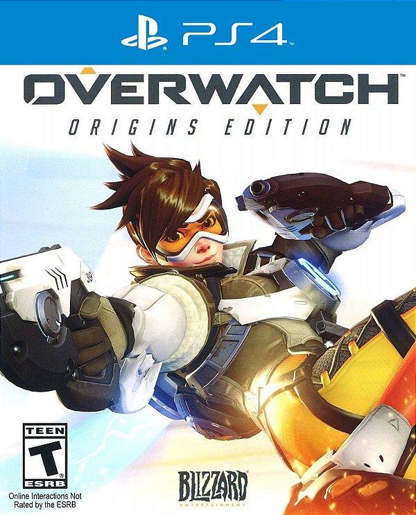 Overwatch - PS4 - Mídia Digital