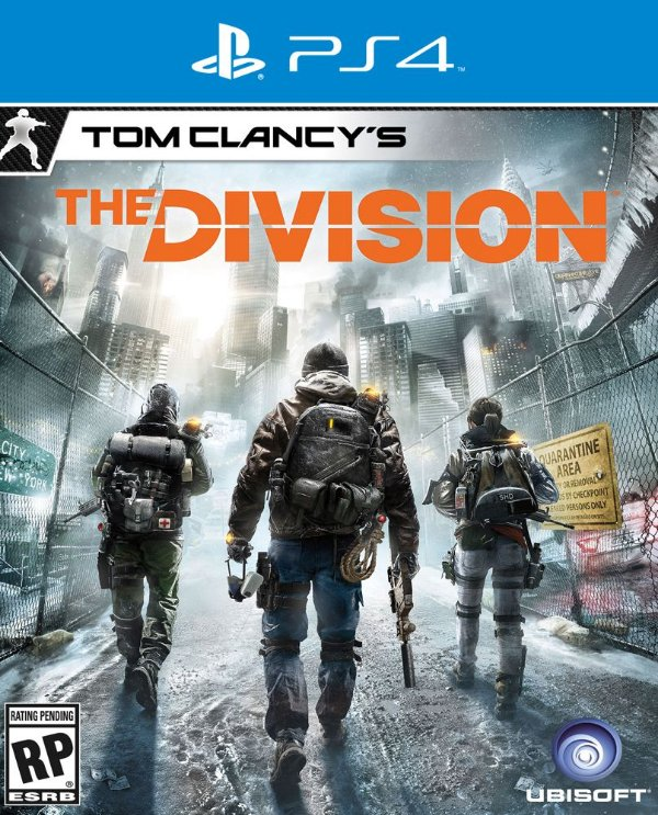 Tom Clancys The Division - PS4 - Mídia Digital