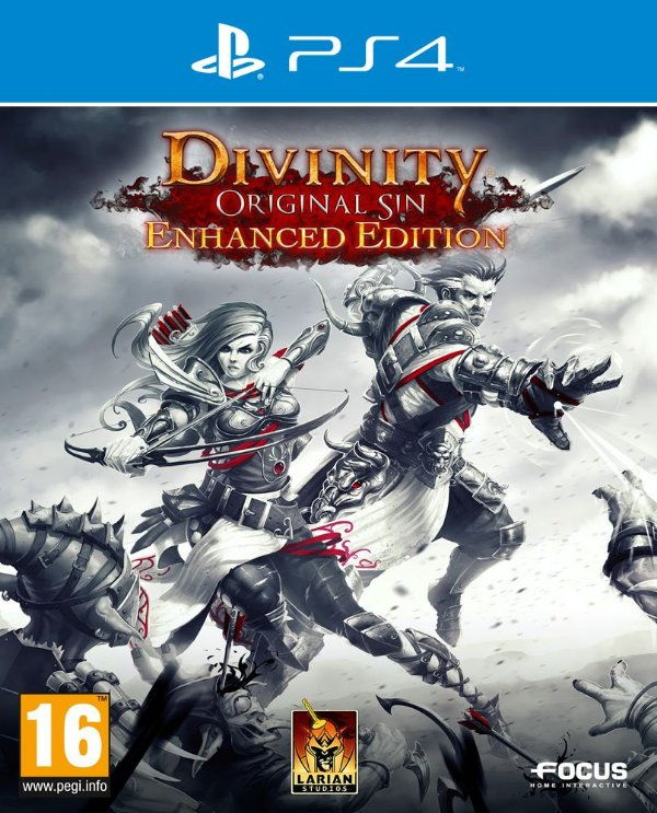 Divinity: Original Sin - Enhanced Edition - PS4 - Mídia Digital