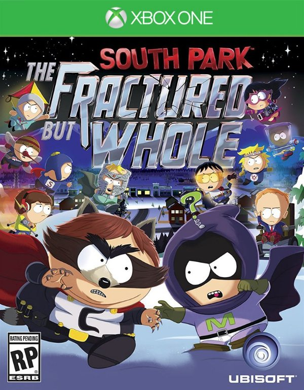 South Park: The Fractured But Whole - Xbox One - Mídia Digital