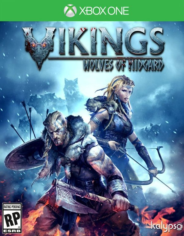 Vikings: Wolves of Midgard - Xbox One - Mídia Digital