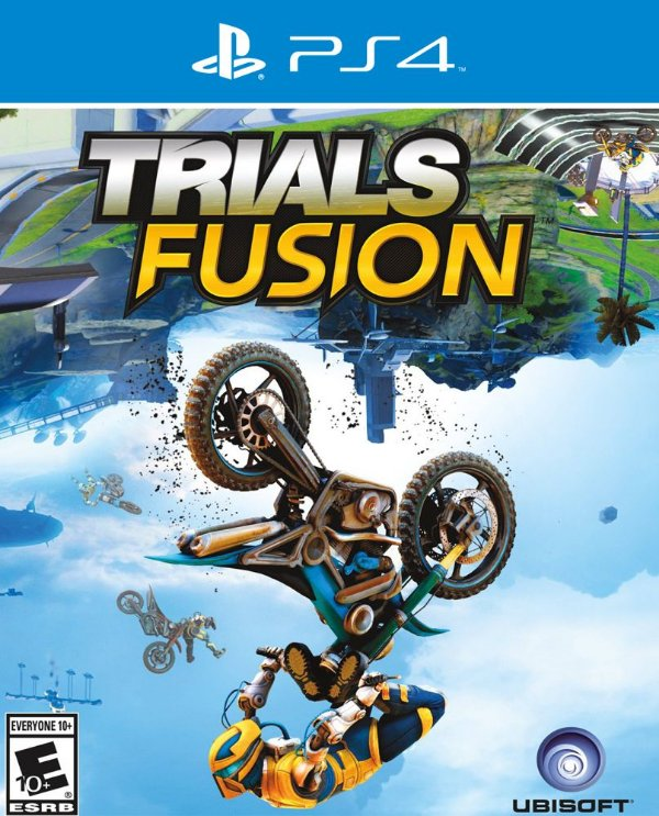 Trials Fusion - PS4 - Mídia Digital