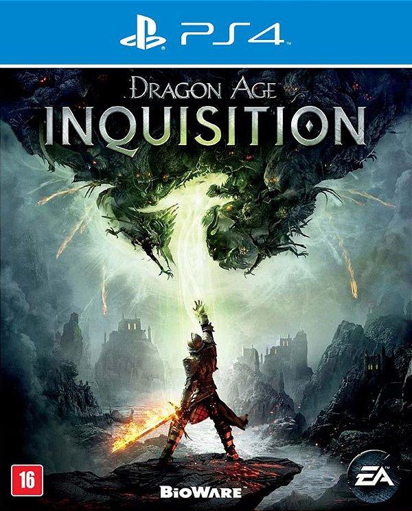 Dragon Age: Inquisition - PS4 - Mídia Digital