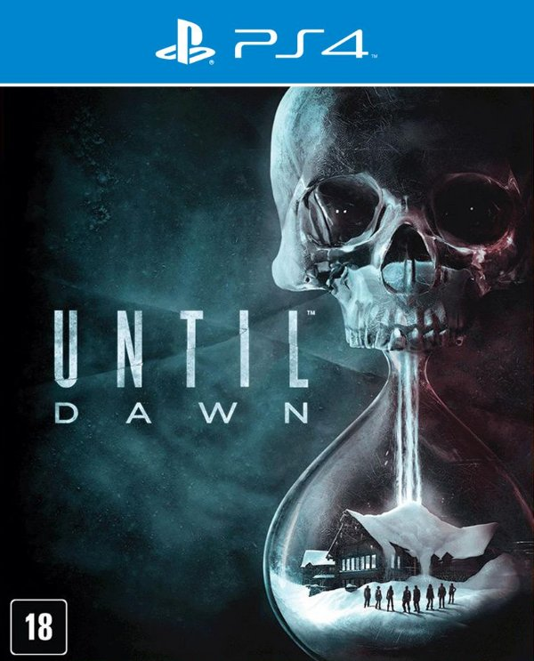 Until Dawn - PS4 - Mídia Digital