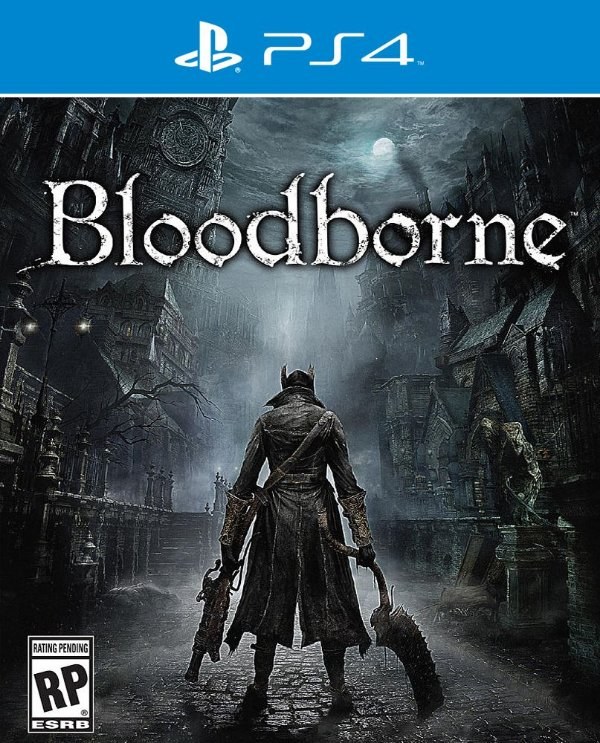 Bloodborne - PS4 - Mídia Digital